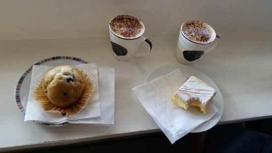 Alonnah, Αυστραλία: Coffee and cakes to die for