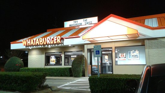 DeSoto, TX: Good burgers.