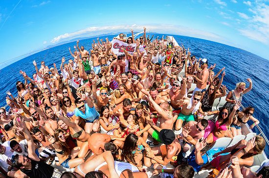 Oceanbeat Ibiza Boat Party All...
