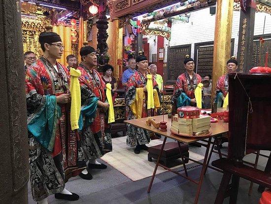 Ji An Temple