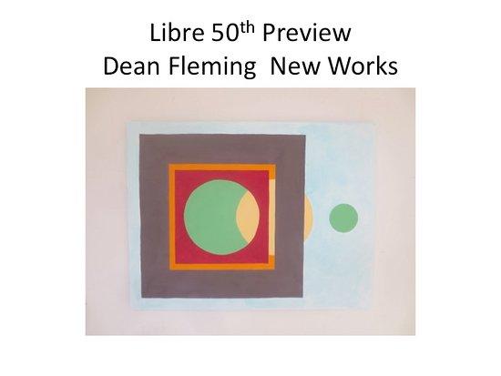 Walsenburg, CO: Dean Fleming recent painting