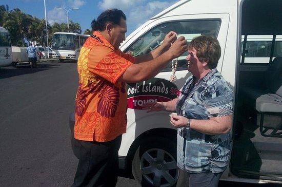 VIP Arrival Transfer from Rarotonga...