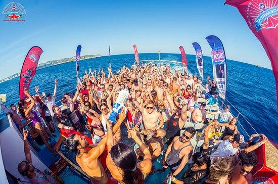 Oceanbeat Ibiza Bootsparty VIP-Paket