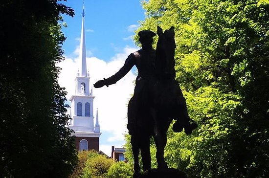 Freedom Trail Private History Tour (3 Hours)