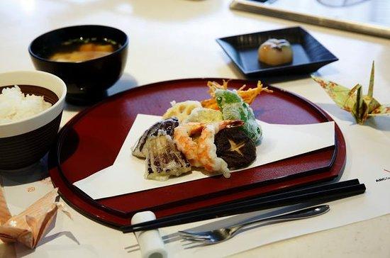 Tokyo: Tempura Cooking Class på...