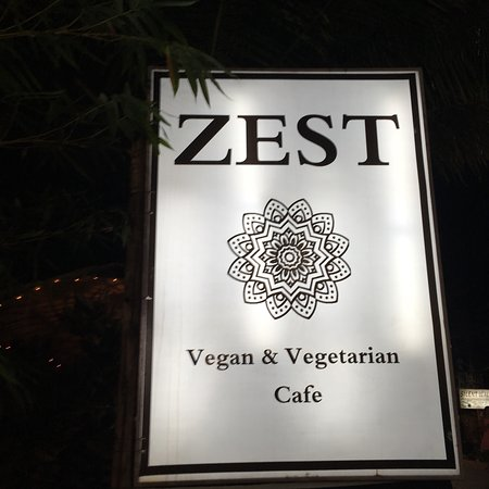 Zest Vegan and Vegetarian Restaurant