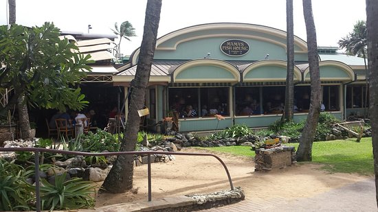 View picture of mama 39 s fish house paia tripadvisor for The inn at mama s fish house