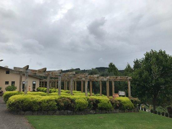 Waimauku, Nieuw-Zeeland: Main Entrance