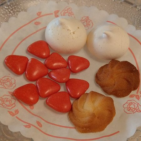 Luisago, Ιταλία: Dolcetti pre dessert