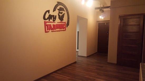 Sosnowiec, Poland: Gry Tajemnic Escape Room