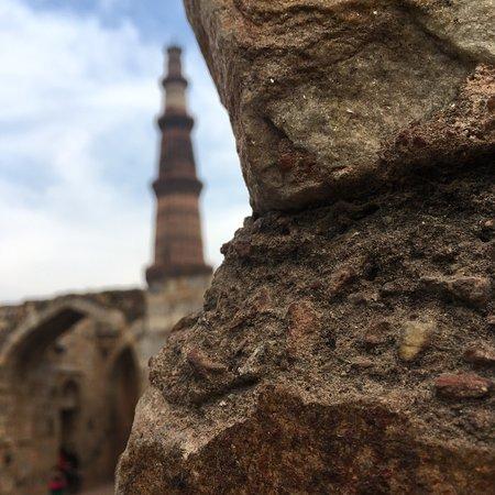 Nueva Delhi, India: Qutab Minar❤️😎