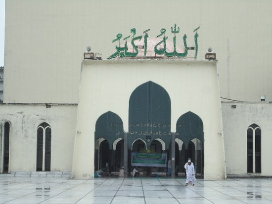 Baitul Mukarram Mosque: The main mosque.