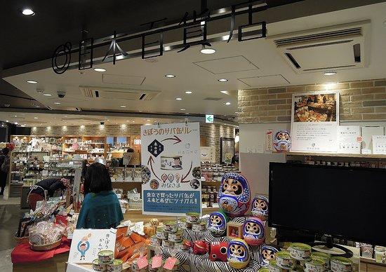 Nippon Department Store Tokyo