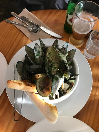 Ciccio Italian Cafe : food