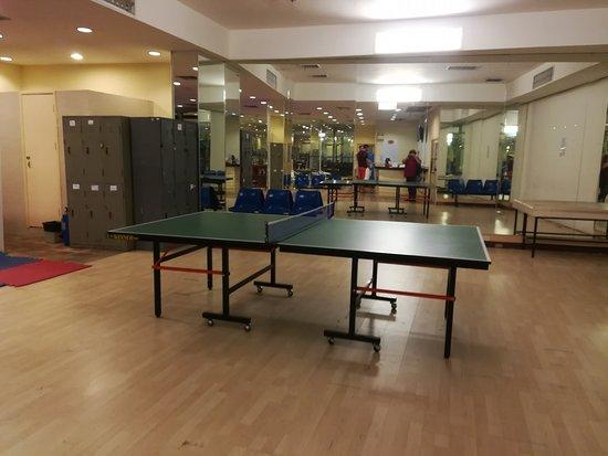Buddy Lodge Hotel: Salle de sports surveillée