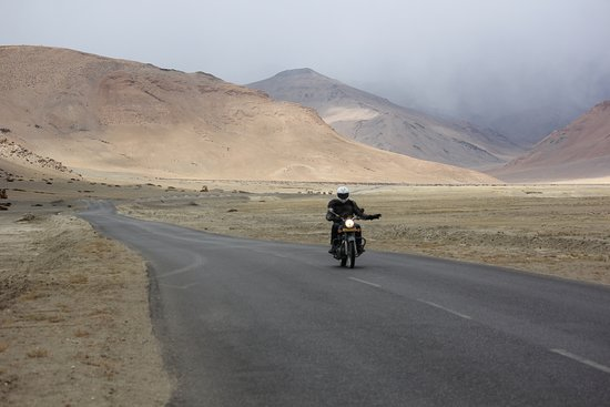 Ladakh Motorcycle Tour