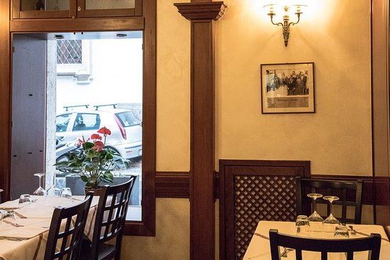 La vera cucina romana a piazza navona foto di la for La cucina romana