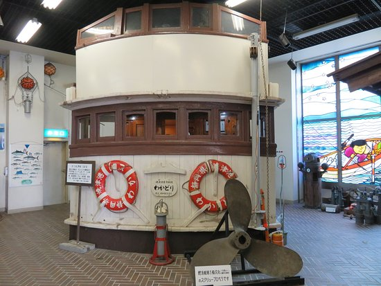 Yaizu Fishing Museum