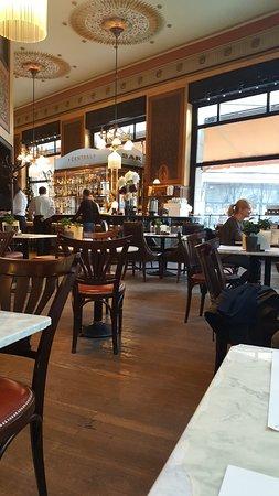 Centrál Kávéház és Étterem: csúcsidőn kívül