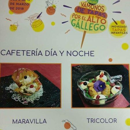 Cafeteria Dia y Noche