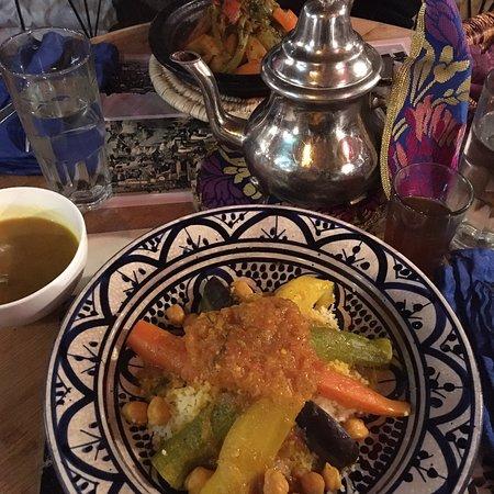 Cafe Restaurant Chez Zaza Marrakech