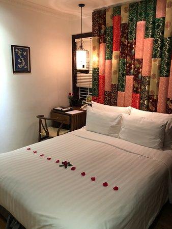 Mosto Hanoi Hotel (Formerly Meracus Hotel 1) : nice and cosy