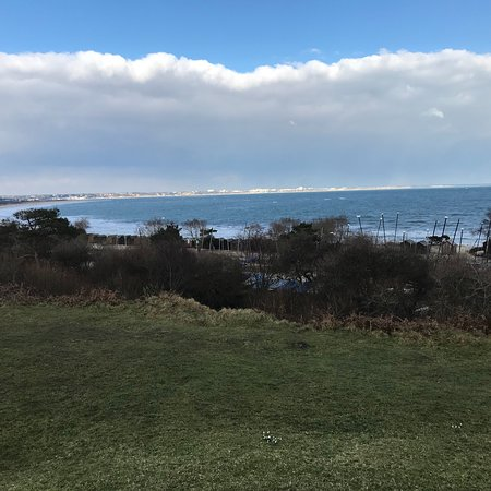 Studland Bay in March - Picture of Studland beach and Nature Reserve