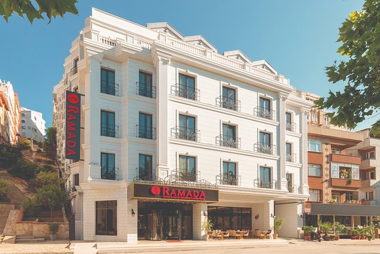 Ramada hotel suites istanbul golden horn hotel reviews for Guest house harbiye