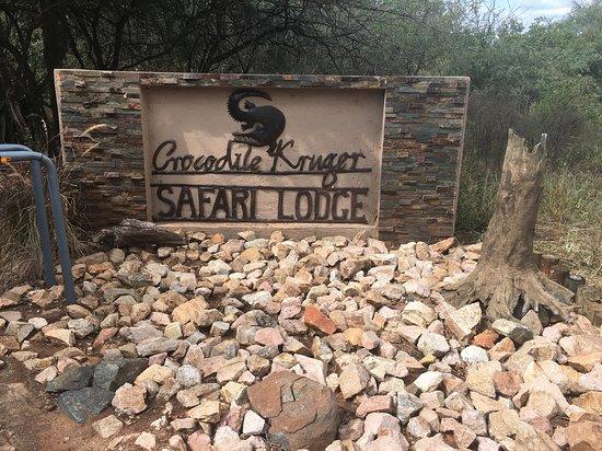 Crocodile Kruger Safari Lodge Foto