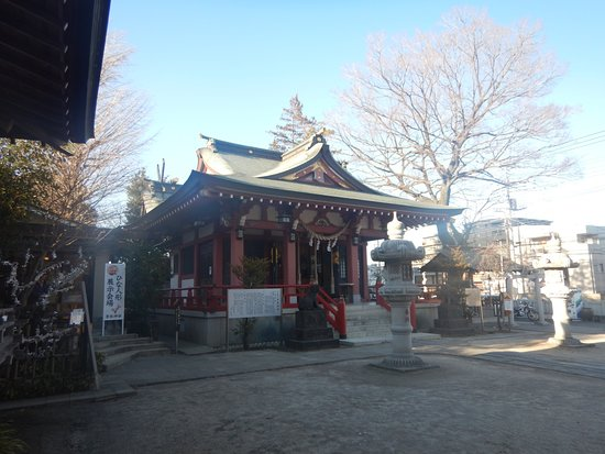 ‪Osawa Katori Shrine‬