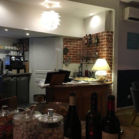restaurant la bulle d 39 o dans arras avec cuisine fran aise. Black Bedroom Furniture Sets. Home Design Ideas