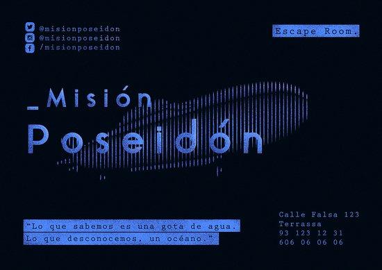 Mision Poseidon