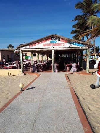 Kunta Kinteh Beach Bar and Restaurant: 20180227_091806_large.jpg