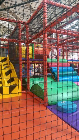 Spacehoppas Playzone