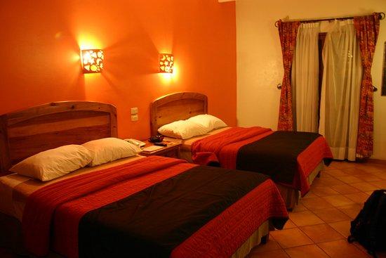 Hotel Casa Conzatti: Our room
