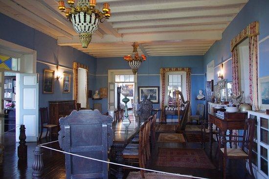 Greenwood Great House: Salon rdc