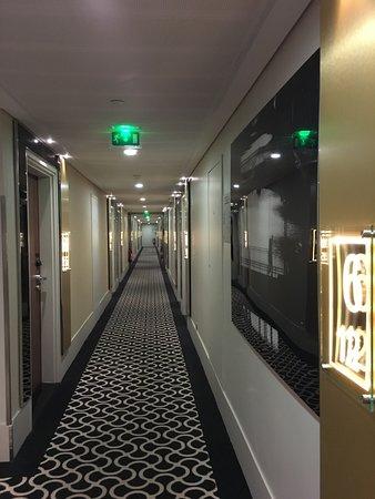Ac hotel by marriott paris porte maillot updated 2018 reviews price comparison france - Porte maillot paris hotel ...