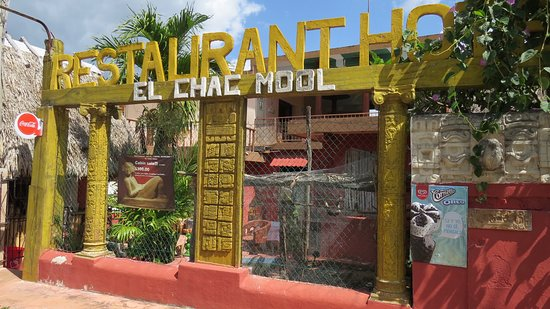 Santa Elena, México: Restaurant