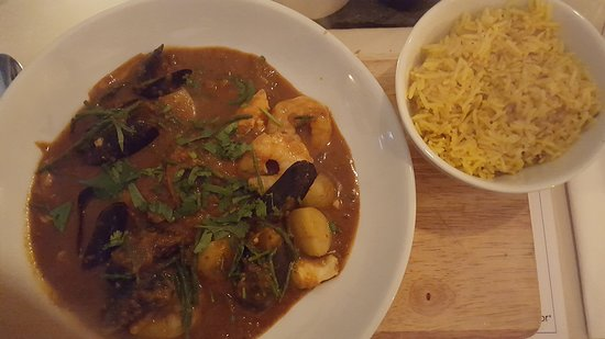 Salt Marsh Kitchen: Goan Fish Curry