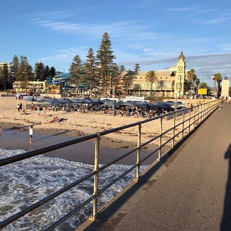 Glenelg, Australia: The Moseley Beach Club