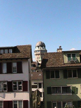 Urania-Sternwarte: Купол обсерватории Урания в Цюрихе