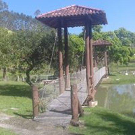 Mineral Água Park: natureza