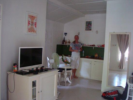 Gardenia Guesthouse لوحة