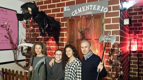 Escape Room El Cementerio Torrent
