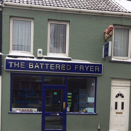 The Battered Fryer