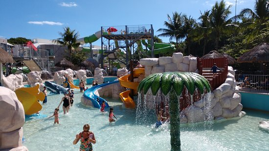 Sandos Caracol Eco Resort The Water Park