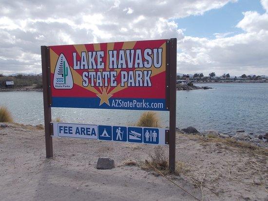 Lake Havasu State Park Windsor London Bridge Rd City