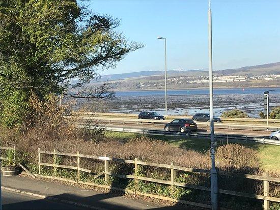 Langbank, UK: More views across the river