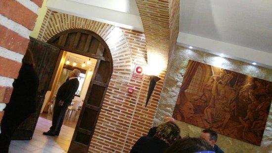 La Lastrilla, Espagne : Complejo hotelero