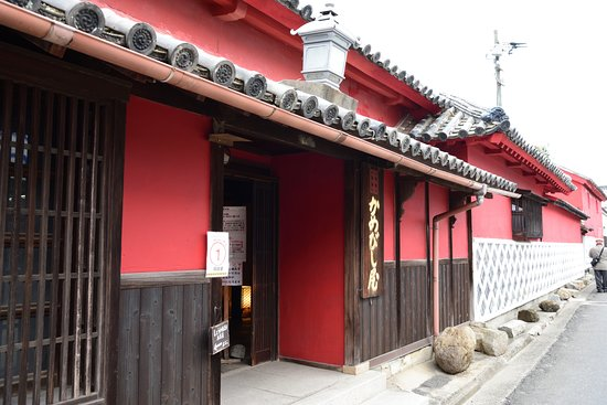 Higashikagawa, Japan: 非常に栄えていたことをうかがわせます
